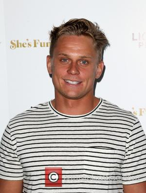 Billy Magnussen - Los Angeles premiere 'She's Funny That Way' at Harmony Gold - Arrivals at Harmony Gold - Los...