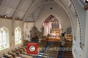 Cilla Black and St Mary's Church