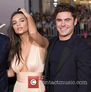 Emily Ratajkowski and Zac Efron