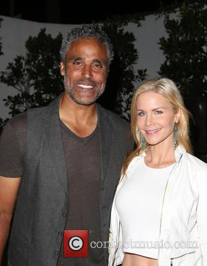 Rick Fox and Josie Davis