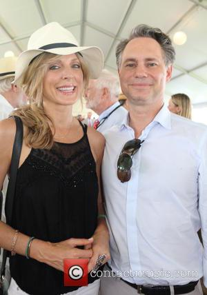 Marla Maples and Jason Binn