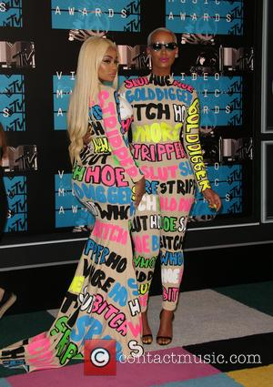 Blac Chyna and Amber Rose