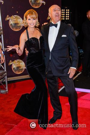 Darcey Bussell and Len Goodman