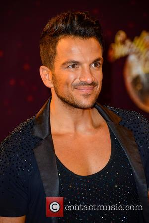 Peter Andre Is A Wanted Man On The Strictly Dance Floor