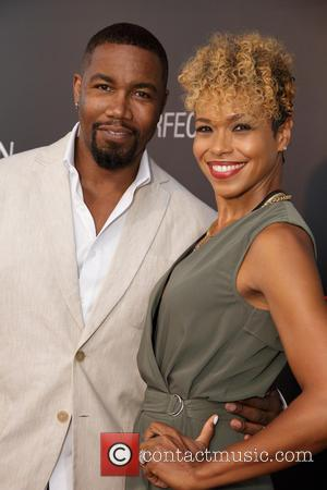 Michael Jai White and Gilian Waters