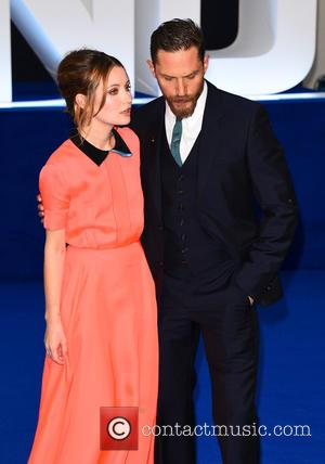 Emily Browning and Tom Hardy