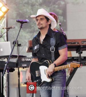Brad Paisley Hoping Country Divorce Trend Leads To Great Break-up Songs