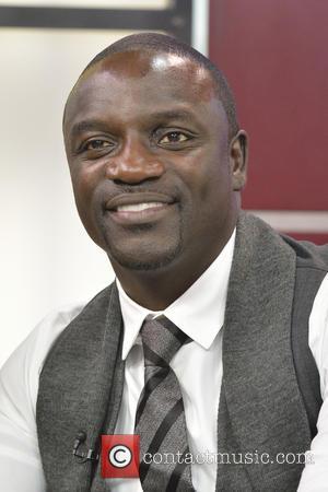Akon Releasing New Albums Via App