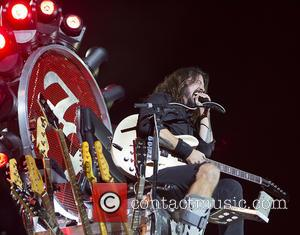 Dave Grohl Hints At Glastonbury Comeback