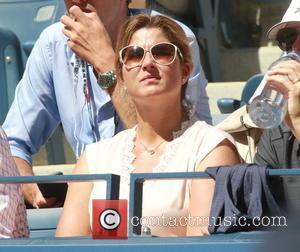 Tennis and Mirka Vavrinec