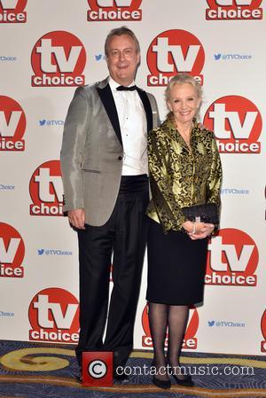 Stephen Tompkinson and Hayley Mills