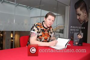 Professor Green And Wife Attend Marriage Counselling