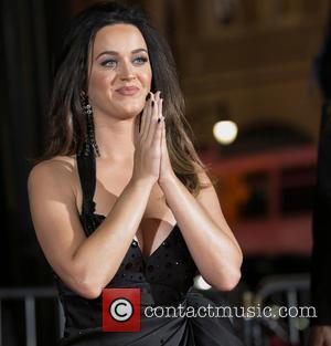 Katy Perry - Jeremy Scott and Katy Perry are honored during their hand print ceremony at TCL Chinese Theatre IMAX...