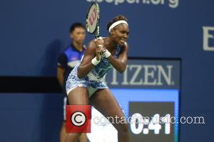 Venus Williams - Celebrities and Tennis Pros at Day 9 of the 2015 Tennis U.S. Open at Billy Jean King...