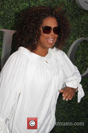 Oprah Winfrey - US Open Tennis - Day 8 - Celebrity Sightings at Billy Jean King National Tennis Center -...