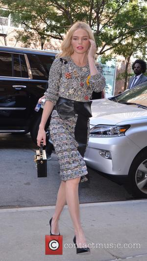 Kate Bosworth - Kate Bosworth entering her hotel - Manhattan, New York, United States - Wednesday 9th September 2015