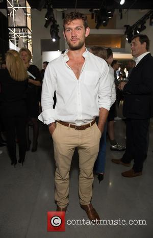 Alex Pettyfer, New York Fashion Week