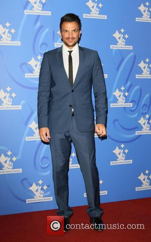 Peter Andre - National Lottery Stars 2015 held at The London Studios - Arrivals at ITV Studios - London, United...
