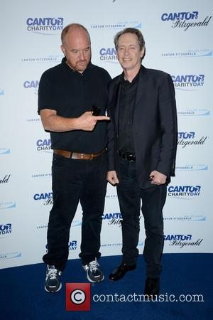 Louis C.k. and Steve Buscemi