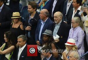 Deborra Lee Furness, Bradley Cooper and Sir Sean Connery