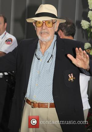 Sean Connery Sells Diamond Pendant For Record Price