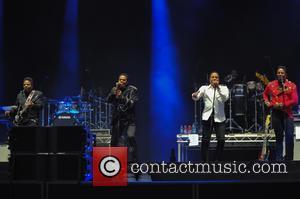 The Jacksons, Marlon Jackson, Jackie Jackson and Jermaine Jackson