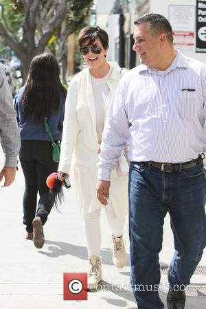 Kris Jenner - Kris Jenner seen shopping for Mattresses with a friend at Custom Comfort Mattresses. at West Hollywood -...
