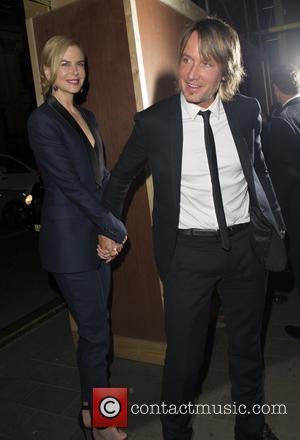 Nicole Kidman , Keith Urban - Photograph 51 - Press night at the National Portrait Gallery - London, United Kingdom...