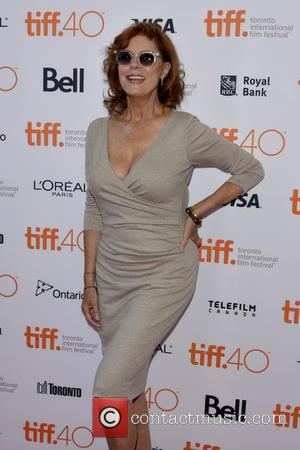 Susan Sarandon Fears Pope Will Be Gunned Down In The U.s.