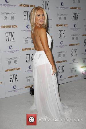 Gretchen Christine Rossi - STK Las Vegas Throws 3rd Annual End of Summer White Attire Affair Hosted by BRAVO TV...