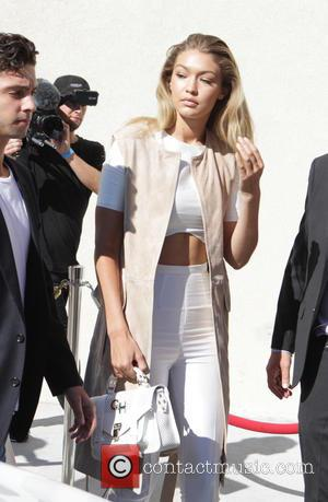 New York Fashion Week, Gigi Hadid