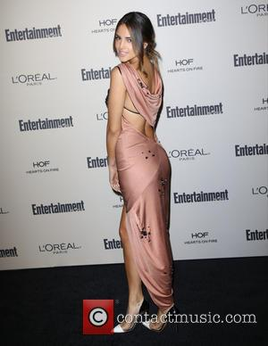 Eiza Gonzalez - 2015 Entertainment Weekly Pre-Emmy Party at Fig & Olive Melrose Place - Arrivals at Fig & Olive...