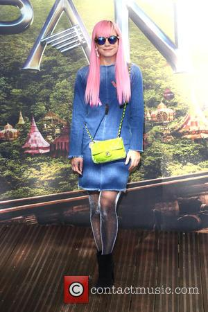 Lily Allen Flees Fashion Party In Tears