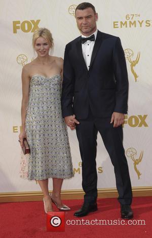 Liev Schreiber, Naomi Watts, Emmy Awards
