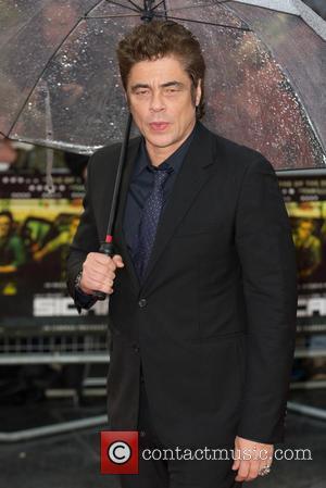 Benicio Del Toro, Empire Leicester Square