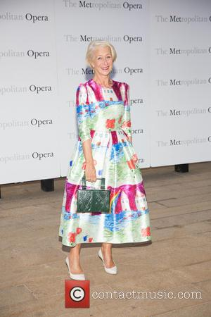 Helen Mirren To Mentor Film Students For Armani's Film Project