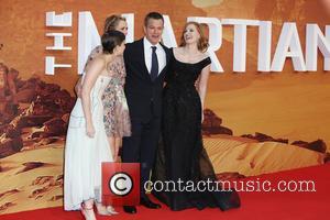 Jessica Chastain, Kristen Wiig, Kate Mara and Matt Damon