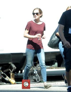 Emma Watson Had Crash Course In Horse Riding