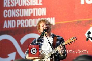 Central Park, Ed Sheeran