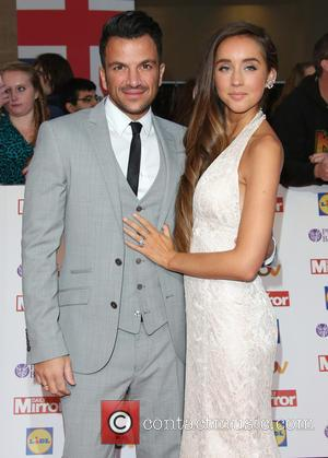 Peter Andre's Wife Speaks Out About Her Struggles With Motherhood