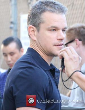 Matt Damon Defends His Remarks About Gay Actors