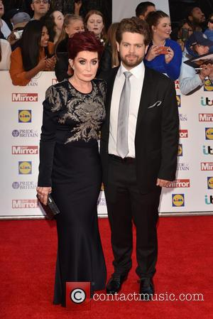 Sharon Osbourne, Jack Osbourne, Grosvenor House