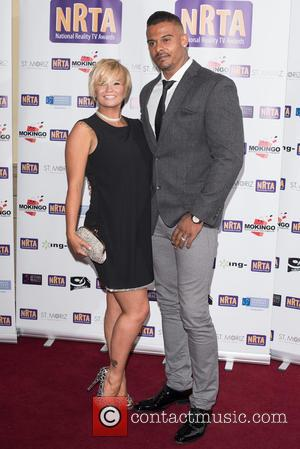 Kerry Katona - National Reality TV Awards