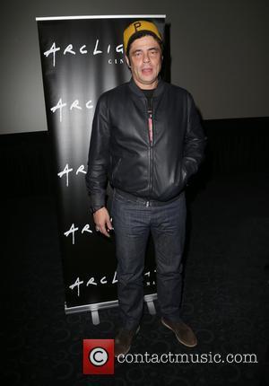 Benicio Del Toro, Arclight Cineramadome