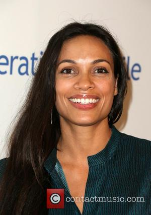 Rosario Dawson Tells Of Mother's Pride Over New Show