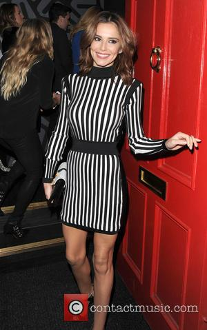 Cheryl Fernandez-Versini - Nicola Roberts and Cheryl Fernandez-Versini out and about in Mayfair to celebrate Nicola's birthday - London, United...