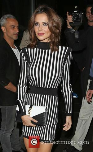 Cheryl Fernandez Versini - Nicola Roberts' birthday party at Hotel Chantelle - London, United Kingdom - Sunday 4th October 2015