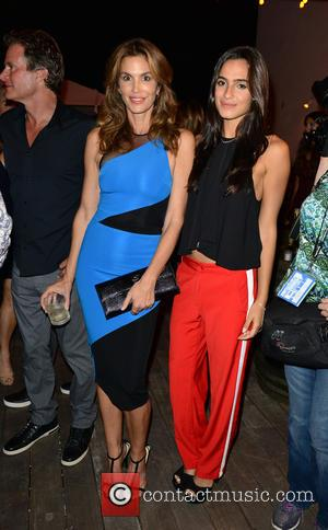 Cindy Crawford , Isabela Rangel - Cindy Crawford's 'Becoming' Book Launch Celebration Party at 1 Hotel South Beach at 1...