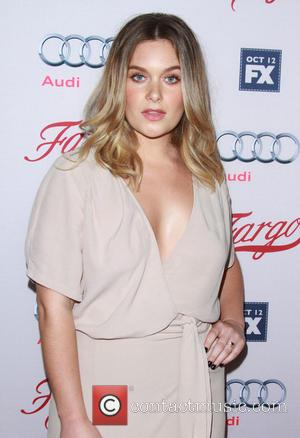 Rachel Keller - Premiere of FX's 'Fargo' held at the Arclight Cinemas Hollywood at Arclight Cinemas Hollywood, ArcLight Cinemas -...