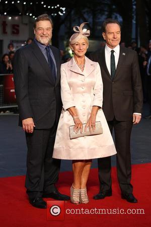 Helen Mirren, Bryan Cranston and John Goodman